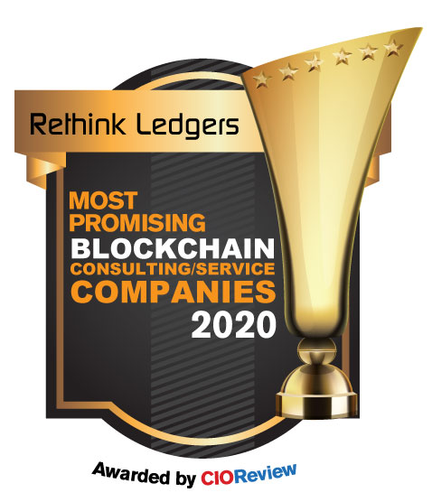 Top 10 Blockchain Consulting/Services Companies - 2020